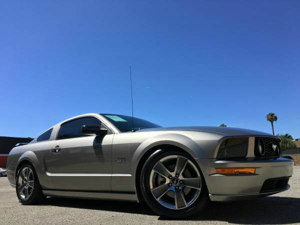 2008 FORD MUSTANG GT PREMIUM 2DR COUPE gray metalic abs - 4-wheel airbag deactivation - occupant