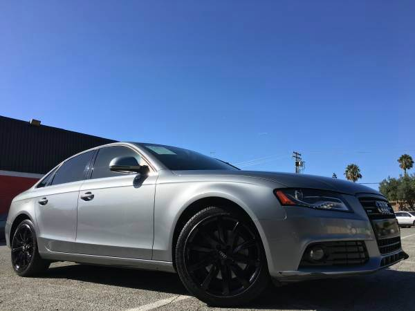 2009 AUDI A4 20T QUATTRO AWD PREMIUM PLUS 4D gray 2-stage unlocking doors 4wd type - full time