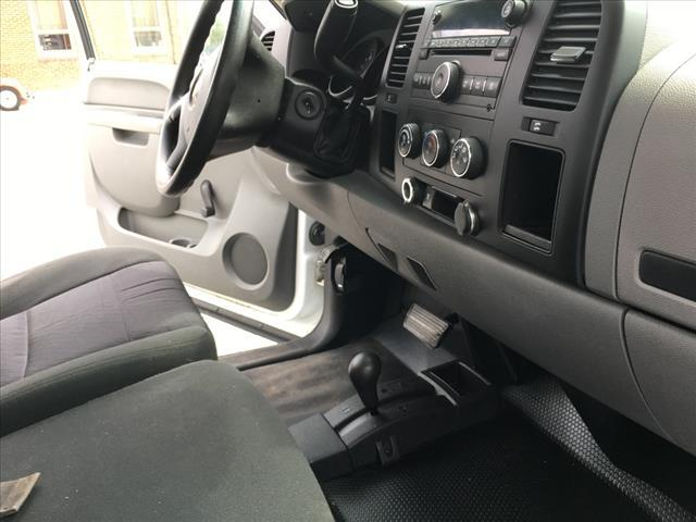 2011 Chevrolet Silverado 1500 4x4 Work Truck 4dr Crew Cab 5.8 ft. SB - Fogelsville PA