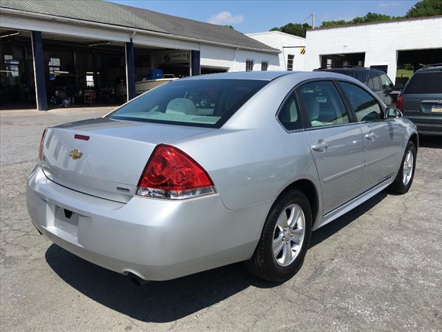 2014 Chevrolet Impala Limited LS Fleet 4dr Sedan - Fogelsville PA