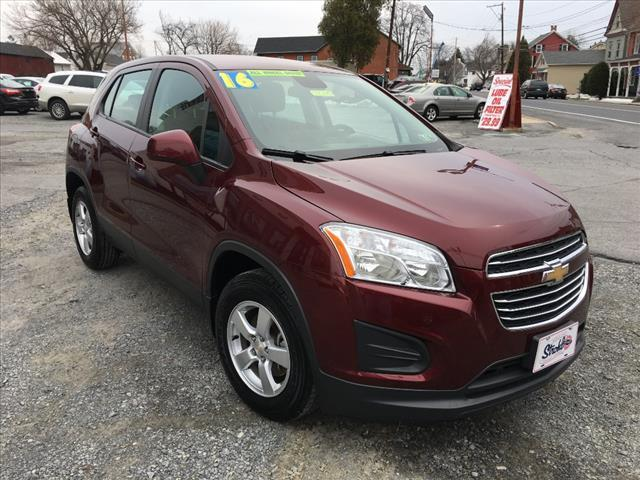 2016 Chevrolet Trax LS AWD - Fogelsville PA