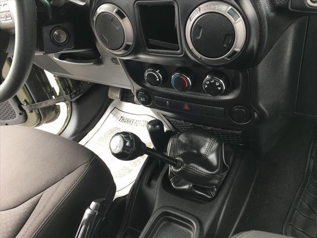 2015 Jeep Wrangler 4x4 Sport 2dr SUV - Fogelsville PA