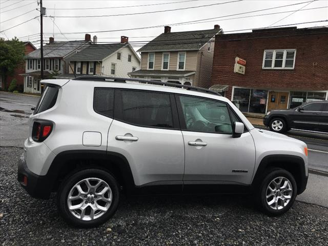 2015 Jeep Renegade 4x4 Latitude 4dr SUV - Fogelsville PA