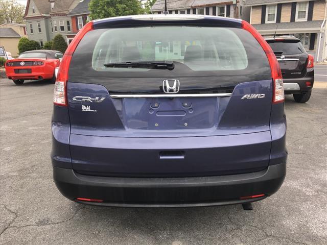 2012 Honda CR-V AWD LX 4dr SUV - Fogelsville PA