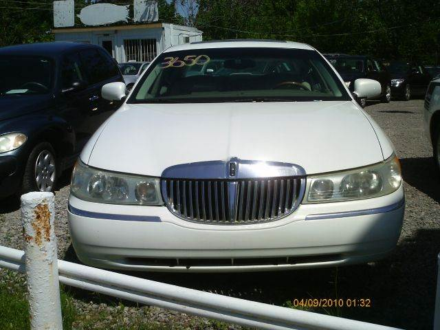 Lincoln Town Car For Sale In Michigan
