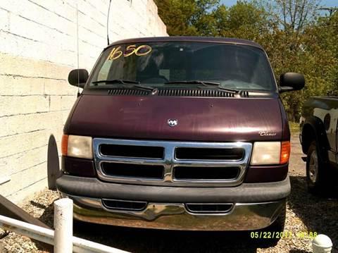 2000 Dodge Ram Van for sale in Detroit, MI