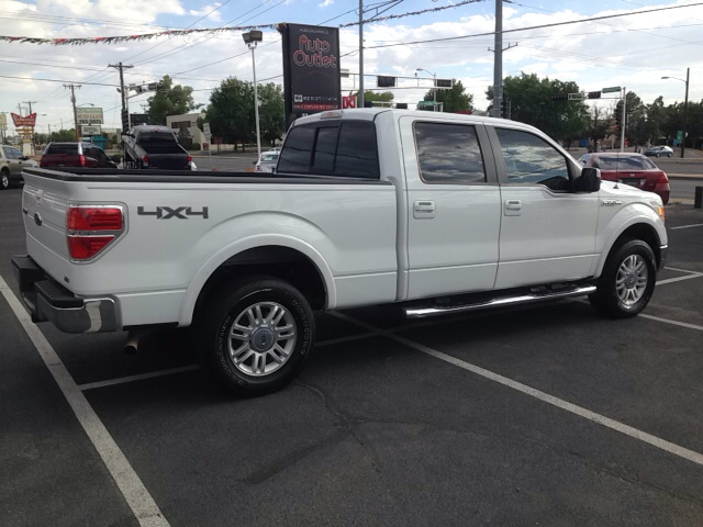 2010 Ford F-150 Lariat 4x4 4dr SuperCrew Styleside 6.5 ft. SB - Albuquerque NM
