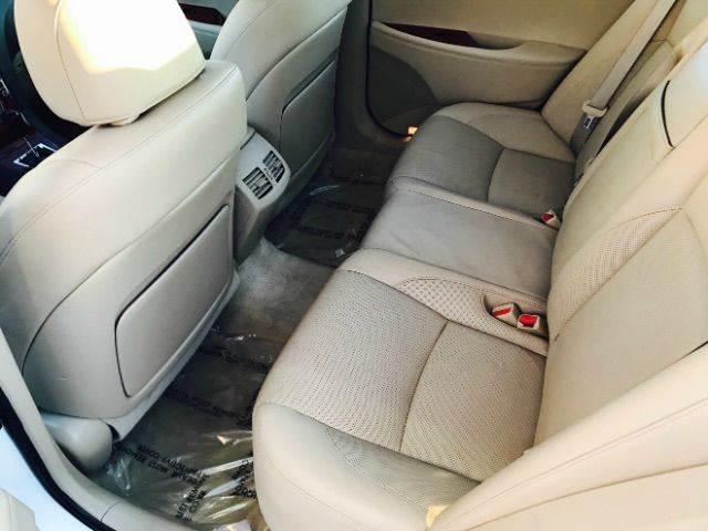 2007 Lexus ES 350 4dr Sedan - Albuquerque NM