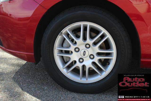 2010 Ford Focus SE 4dr Sedan - Albuquerque NM