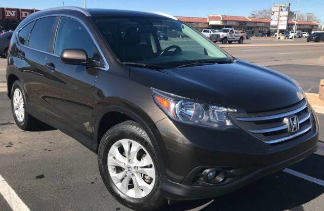 2013 Honda CR-V AWD EX-L 4dr SUV - Albuquerque NM