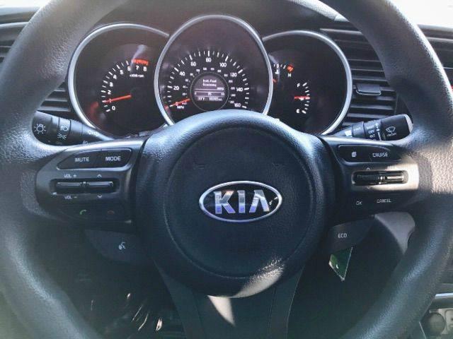 2015 Kia Optima LX 4dr Sedan - Albuquerque NM