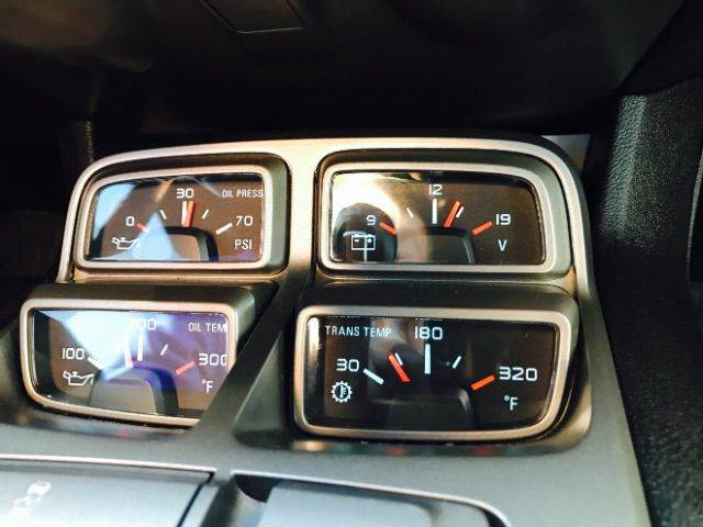 2012 Chevrolet Camaro SS 2dr Coupe w/2SS - Albuquerque NM