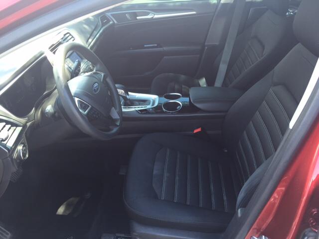 2013 Ford Fusion SE 4dr Sedan - Albuquerque NM