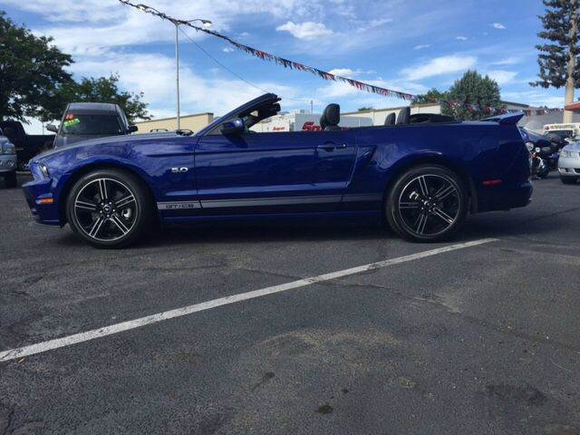 2014 Ford Mustang GT Premium 2dr Convertible - Albuquerque NM