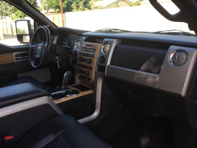 2011 Ford F-150 Lariat 4x4 4dr SuperCrew Styleside 5.5 ft. SB - Albuquerque NM