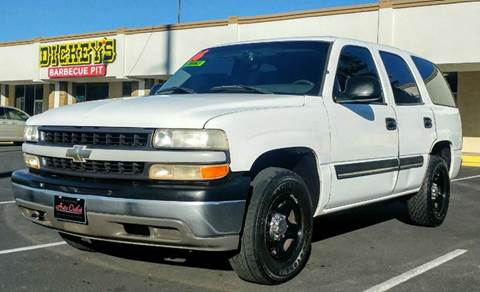 Used Chevrolet Tahoe For Sale New Mexico