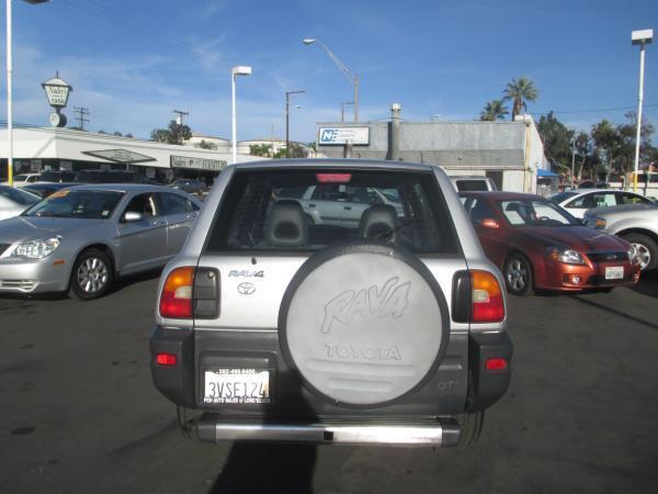 1997 Toyota RAV4