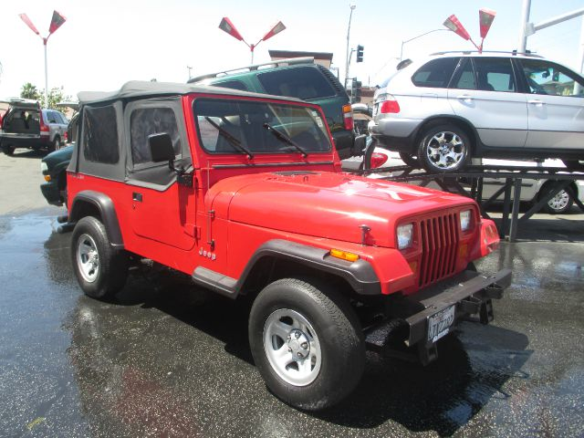 Used 1994 jeep wrangler for sale for Checkered flag motors everett wa