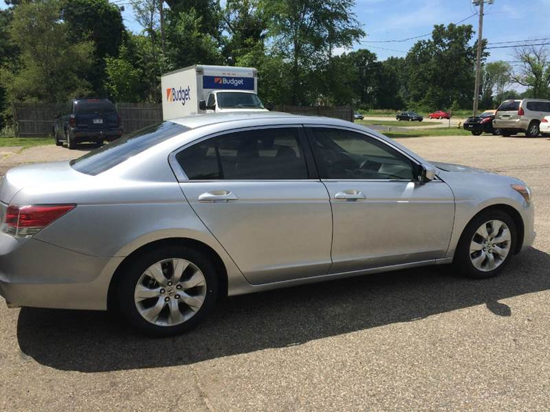 2008 honda accord for sale in michigan. Black Bedroom Furniture Sets. Home Design Ideas