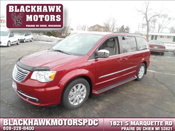 2012 Chrysler Town and Country for sale in Praire Du Chien, WI