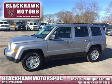 2016 Jeep Patriot for sale in Praire Du Chien, WI