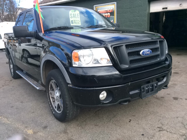2006 ford f 150 fx4 4dr supercab 4wd styleside 5 5 ft sb in torrington ct connecticut auto. Black Bedroom Furniture Sets. Home Design Ideas