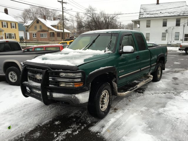 2000 chevrolet silverado 2500 ls 3dr 4wd extended cab sb hd in torrington ct connecticut auto. Black Bedroom Furniture Sets. Home Design Ideas