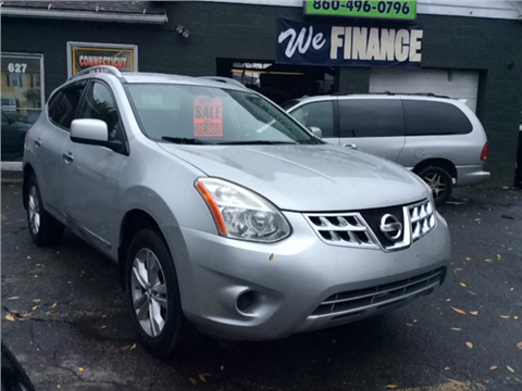 2012 Nissan Rogue for sale in Torrington, CT