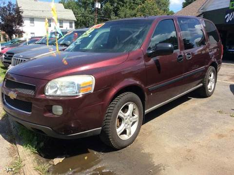 2007 Chevrolet Uplander for sale in Torrington, CT