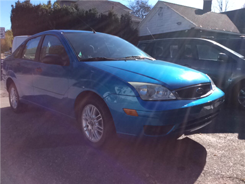 2007 Ford Focus for sale in Torrington, CT