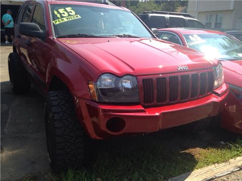 2005 Jeep Grand Cherokee for sale in Torrington, CT