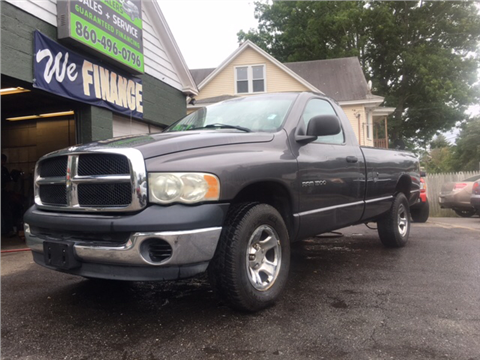 2003 Dodge Ram Pickup 1500 for sale in Torrington, CT