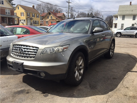 2003 Infiniti FX45 for sale in Torrington, CT