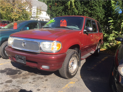 2000 Mercury Mountaineer for sale in Torrington, CT