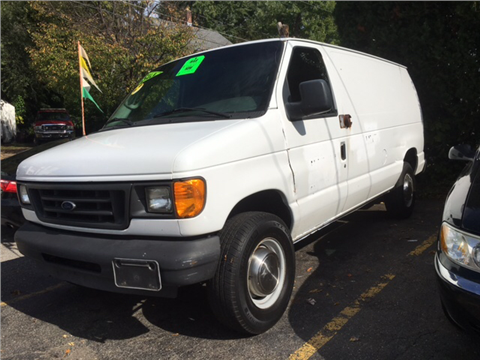 2003 Ford E-Series Cargo for sale in Torrington, CT