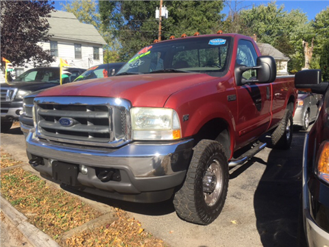 2002 Ford F-250 Super Duty for sale in Torrington, CT