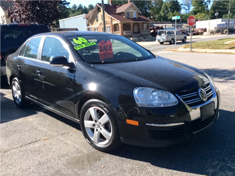 2008 Volkswagen Jetta for sale in Torrington, CT