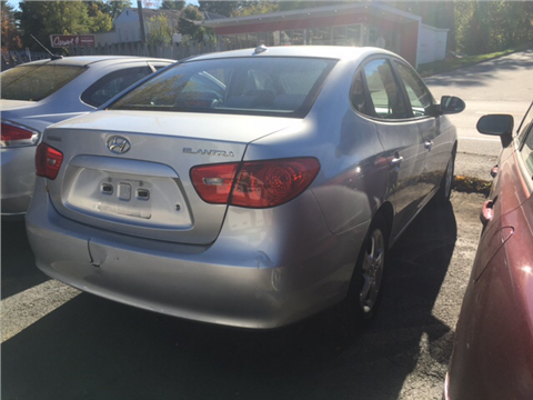 2008 Hyundai Elantra for sale in Torrington, CT