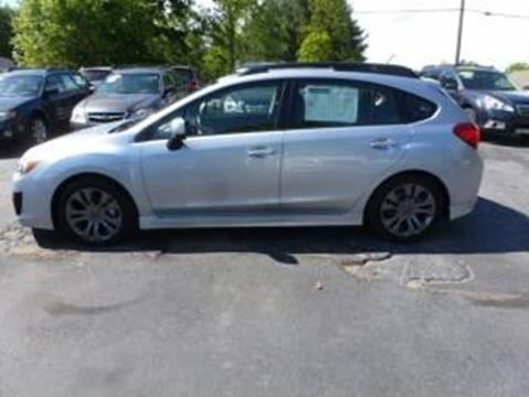 2014 Subaru Impreza for sale in Weaverville, NC