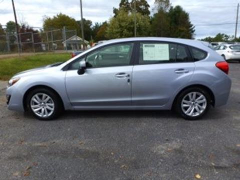 2016 Subaru Impreza for sale in Weaverville, NC
