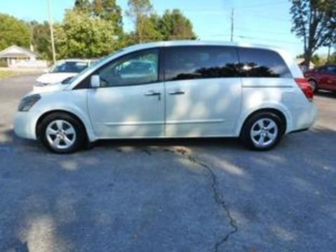 2007 Nissan Quest for sale in Weaverville, NC