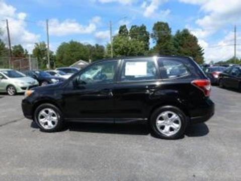 2015 Subaru Forester for sale in Weaverville, NC