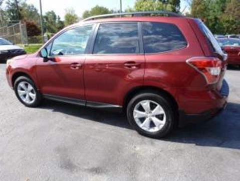2014 Subaru Forester for sale in Weaverville, NC