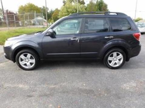 2010 Subaru Forester for sale in Weaverville, NC