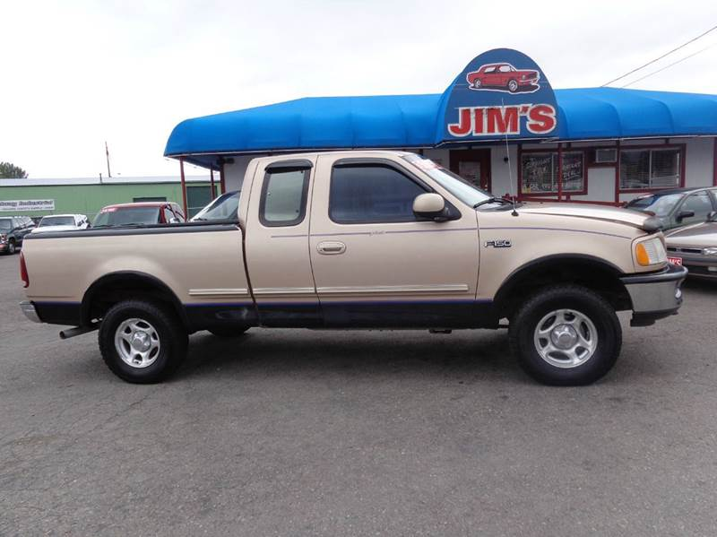 1997 Ford F 150 For Sale In Montana