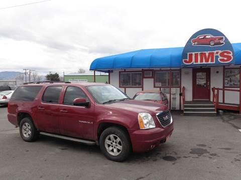 2007 GMC Yukon XL for sale in Missoula, MT