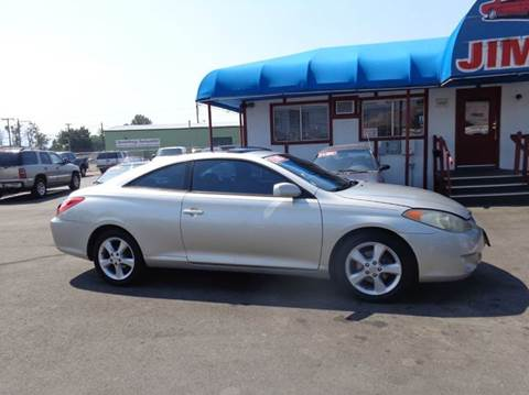 2004 Toyota Camry Solara for sale in Missoula, MT