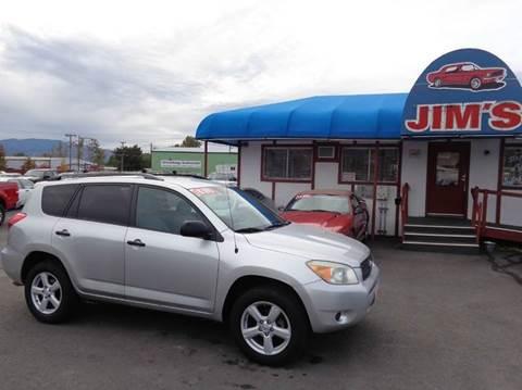 2008 Toyota RAV4 for sale in Missoula, MT