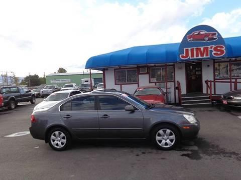 2007 Kia Optima for sale in Missoula, MT