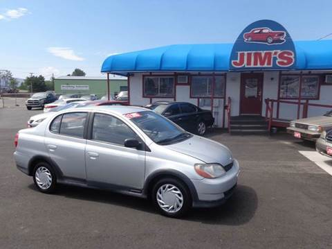 2002 Toyota ECHO for sale in Missoula, MT